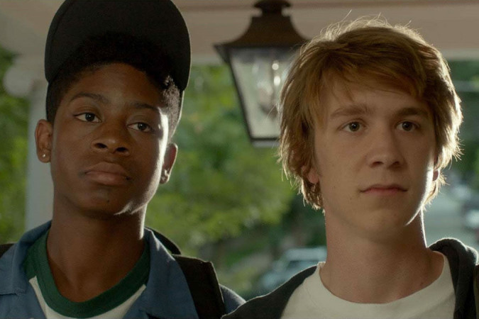 Review Me and Earl and the Dying Girl