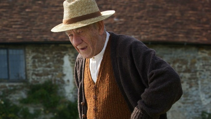 Review Mr Holmes