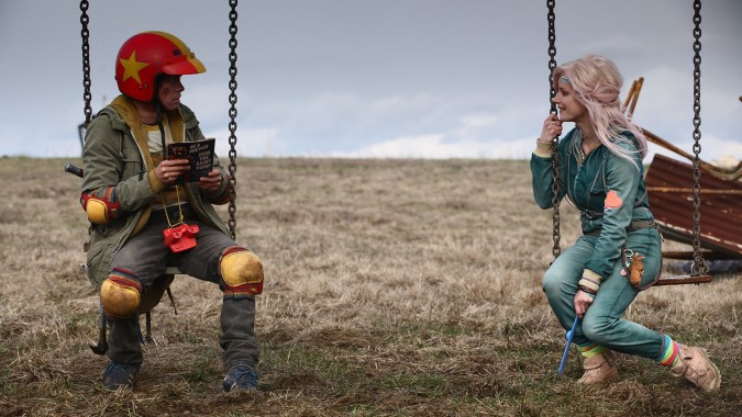 Recensie Turbo Kid