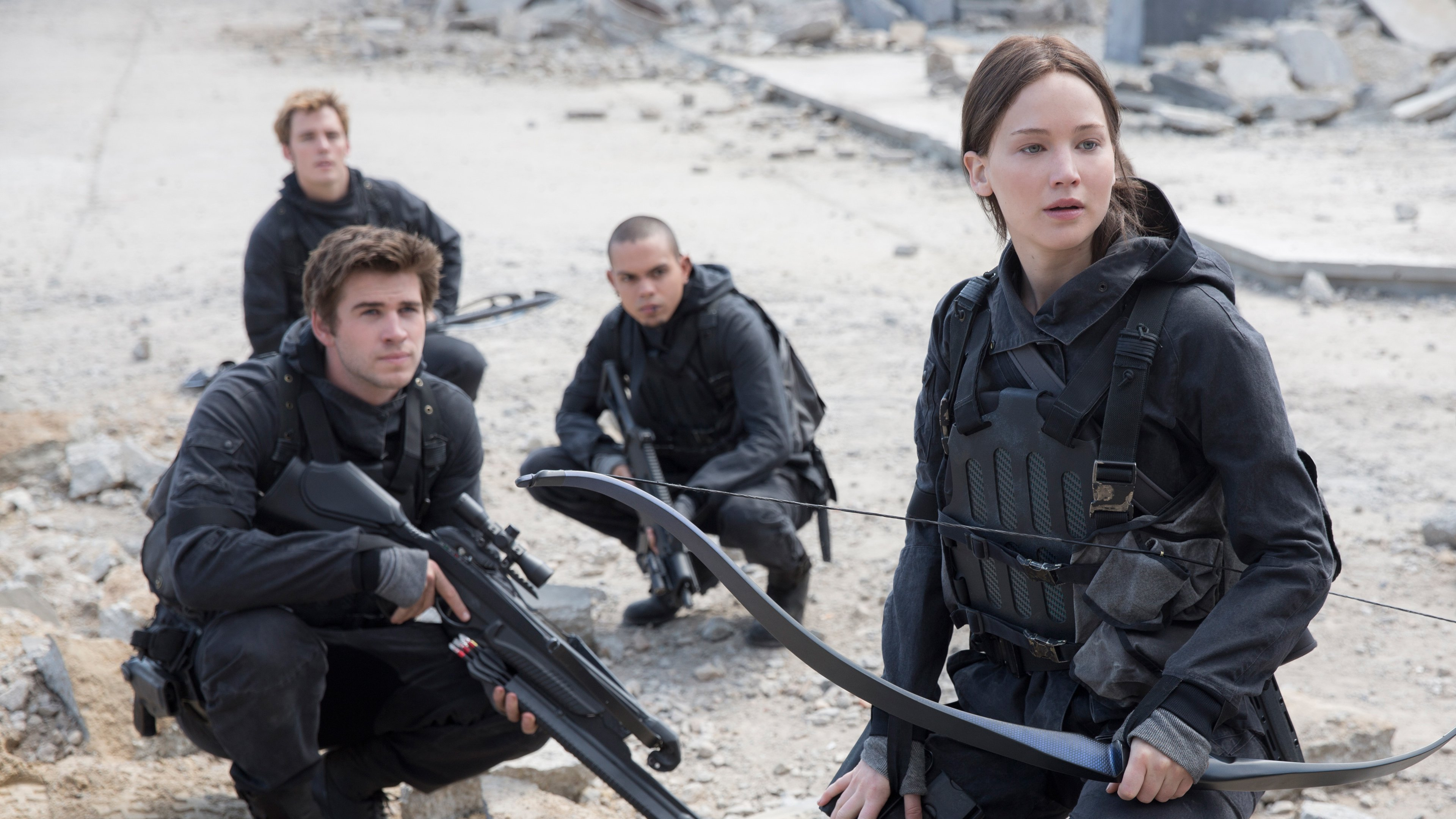 Review Hunger Games Mockingjay part