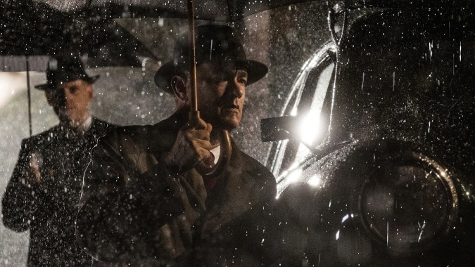 Recensie Bridge of Spies