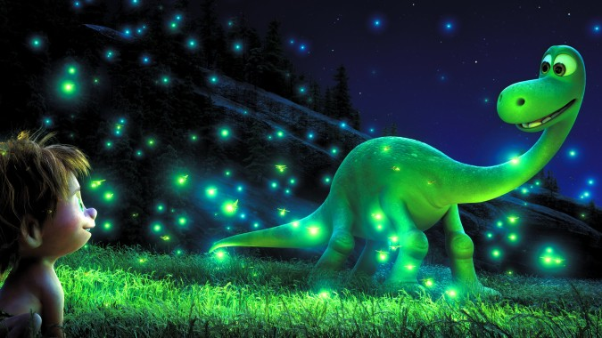 Recensie The Good Dinosaur