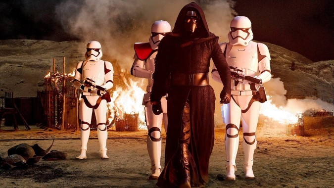 Review Star Wars The Force Awakens