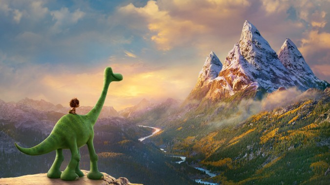Review The Good Dinosaur