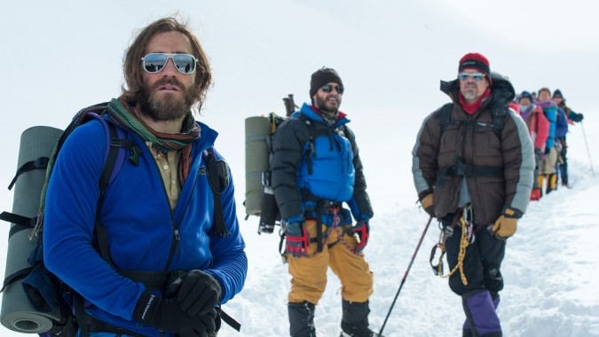 Review Everest