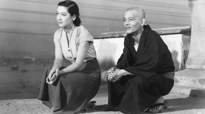 Review  Tokyo Story
