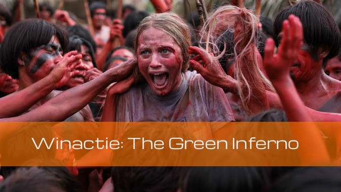 Winactie The Green Inferno