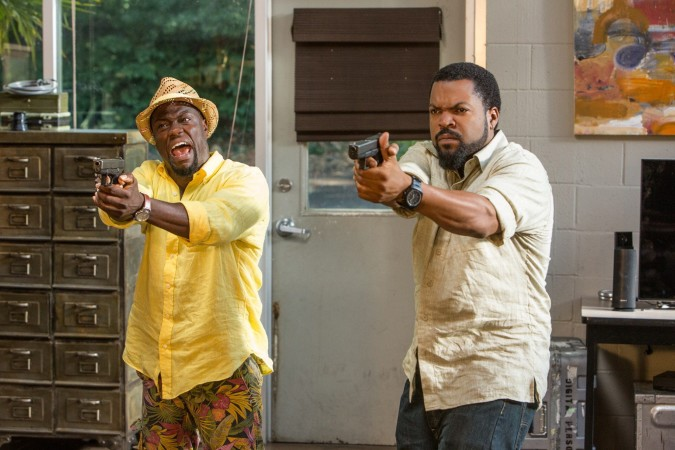 Review Ride Along 2