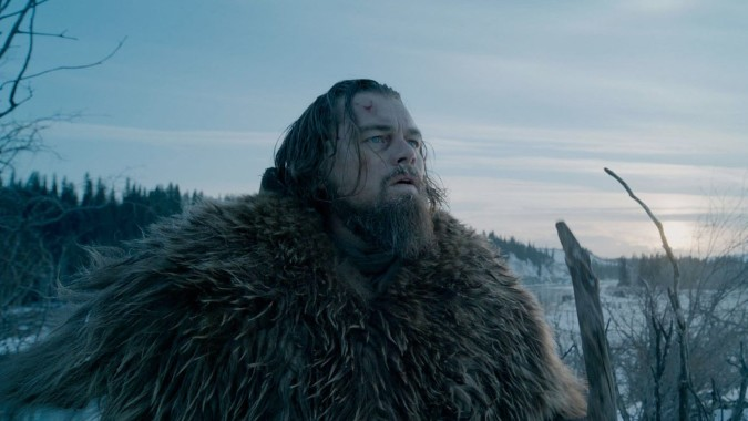 Recensie The Revenant