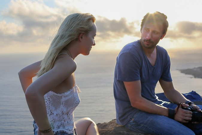 Review A Bigger Splash