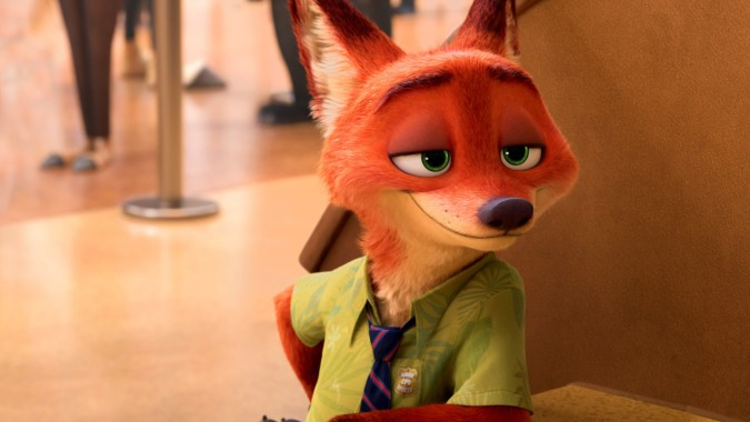 Review Zootropolis