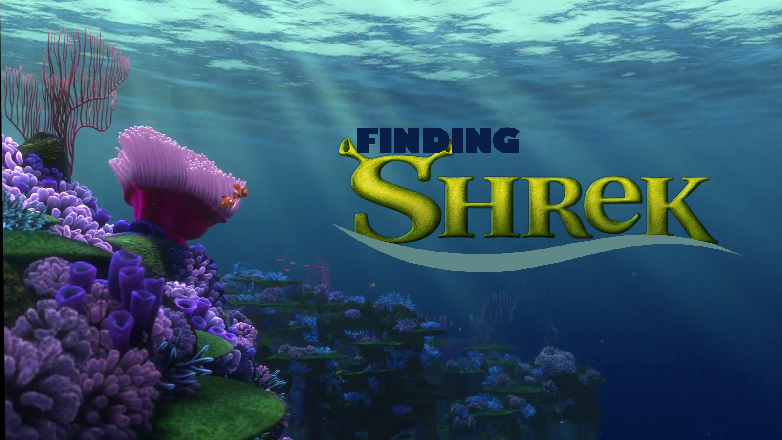 Finding Shrek