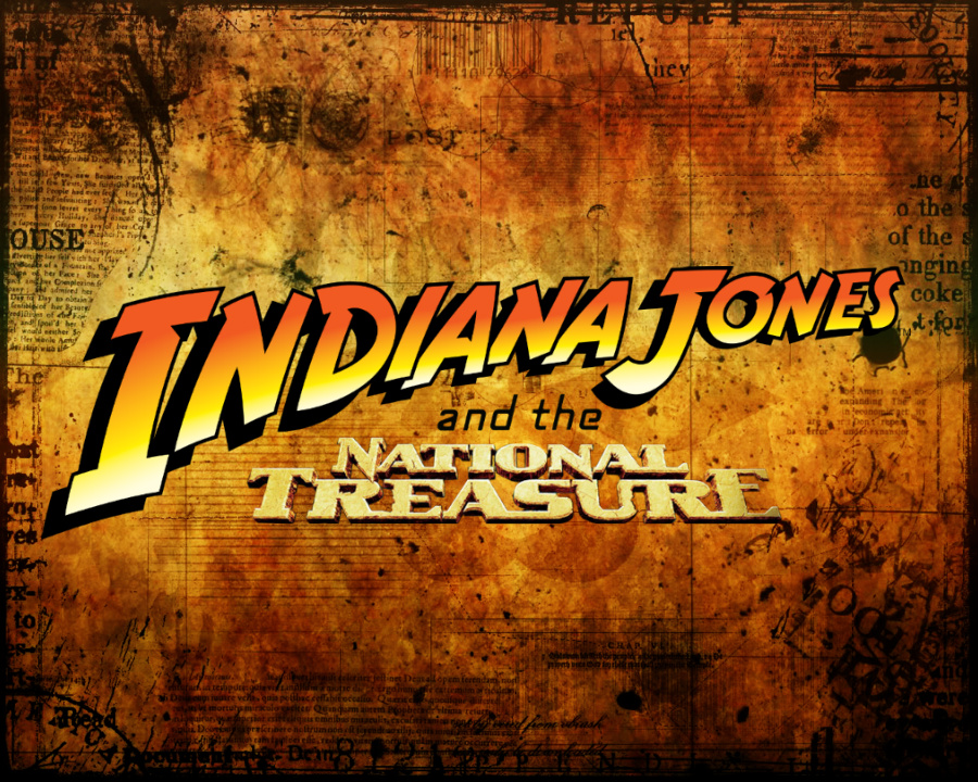 Indiana Jones and the National Treasure