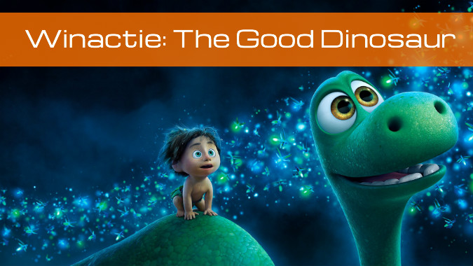 Winactie The Good Dinosaur