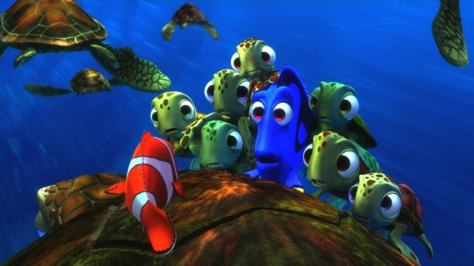 Review Finding Nemo
