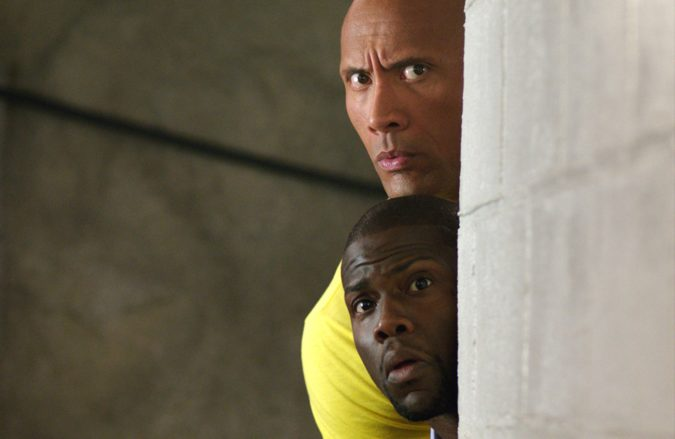 Review Central Intelligence