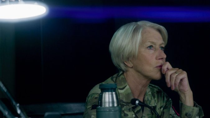 Recensie Eye in the Sky