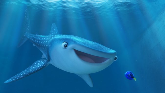 Review Finding Dory