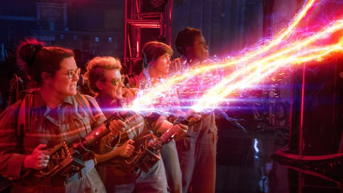 Review Ghostbusters