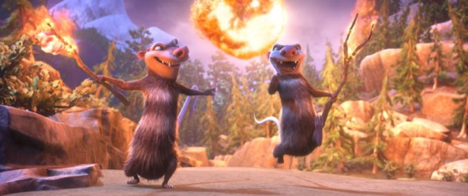 ICE AGE 5 review