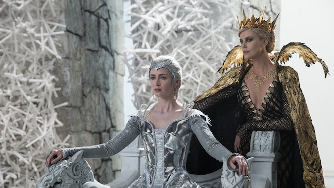 Recensie The Huntsman Winter's War
