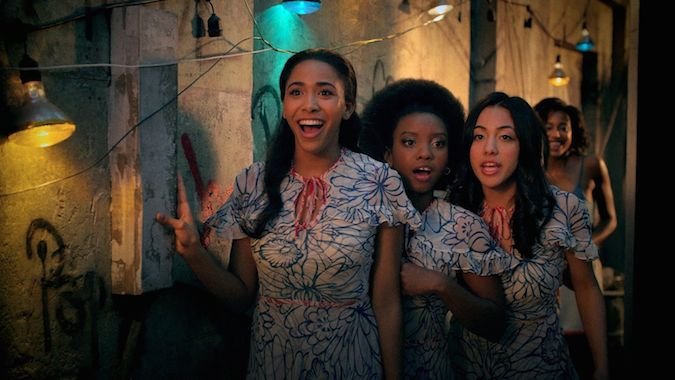 Review The Get Down season 1