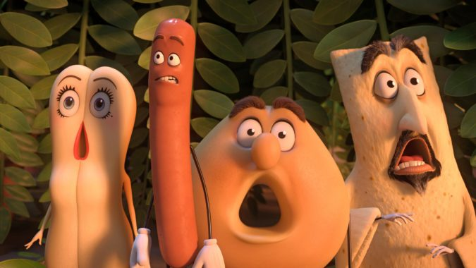 Review Sausage Party