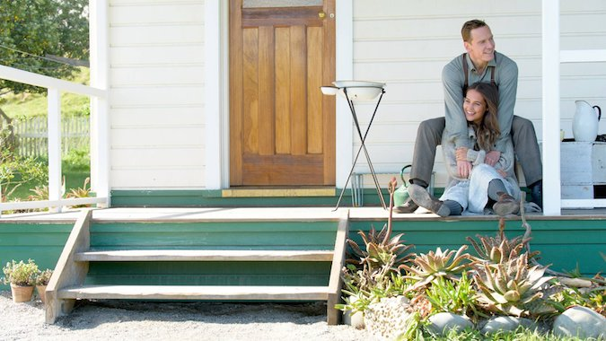 Recensie The light Between Oceans