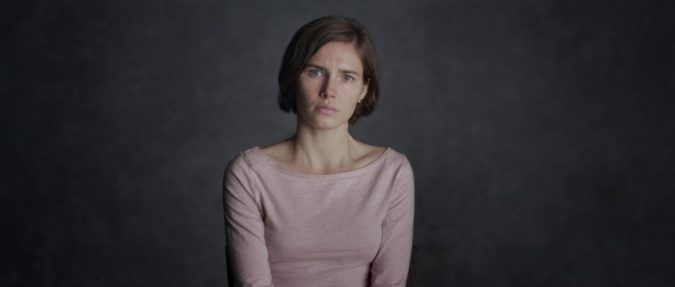 review amanda knox