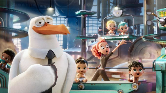 Review Storks