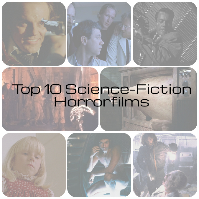 Top 10 science fiction horror films