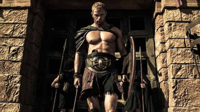 Review The Legend of Hercules