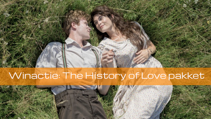 Winactie The History of Love