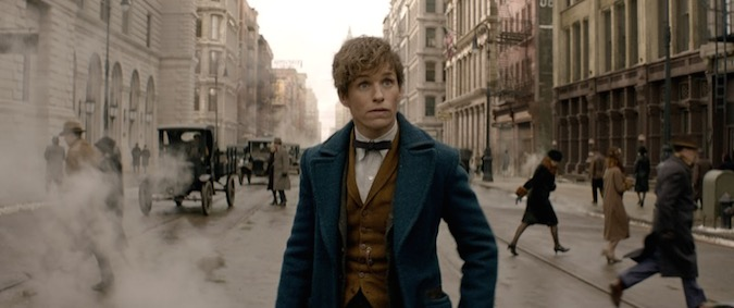 Recensie Fantastic Beasts and Where to Find Them