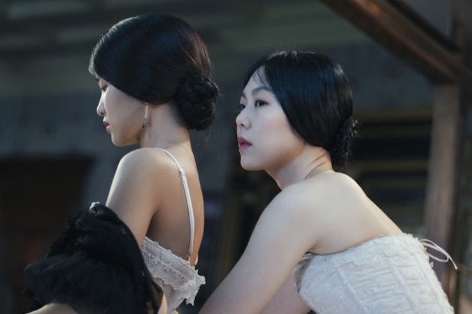 Review The Handmaiden