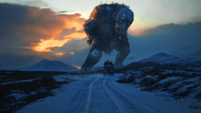 review Trollhunter