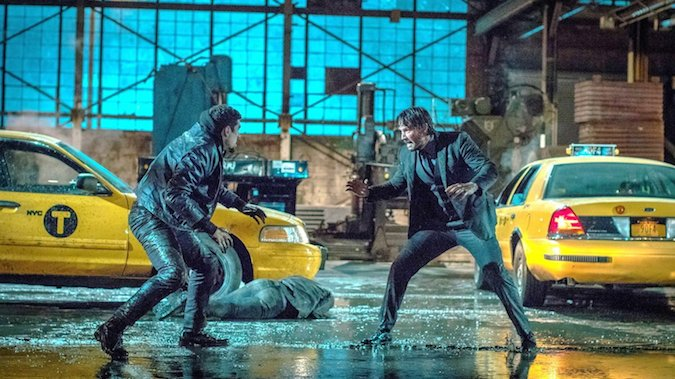 Review John Wick 2