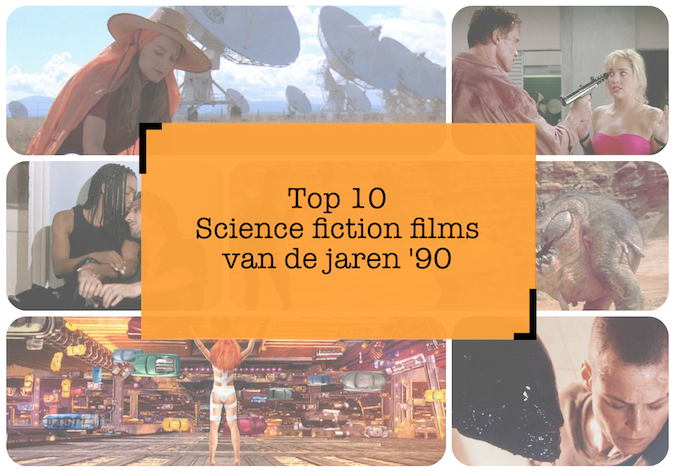Top 10 Science fiction films van de jaren negentig