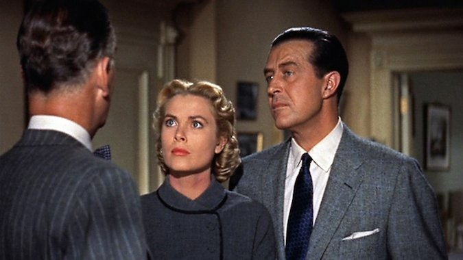 Dial M for Muder, Cary Grant, Hitchcock