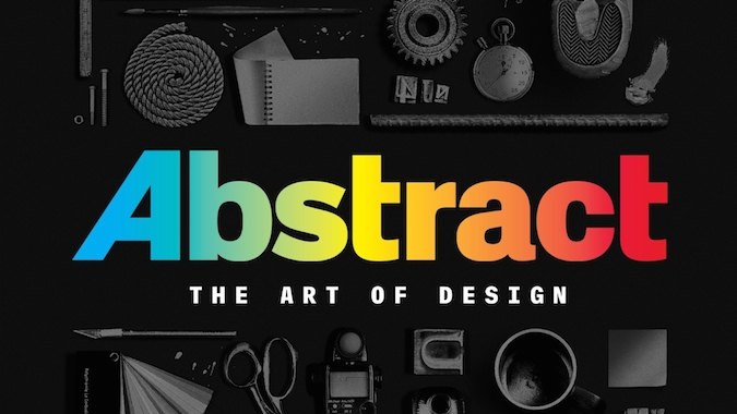 Review Abstract the art of design Netflix