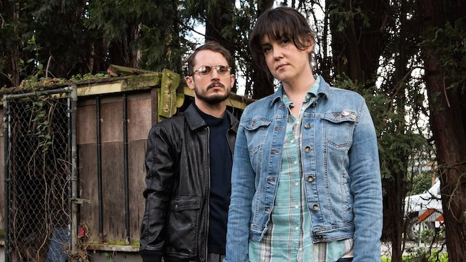 Review I Don't Feel at Home in this world anymore