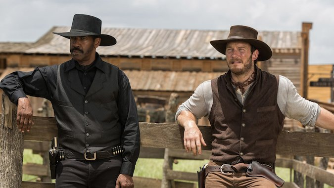 Recensie The Magnificent Seven