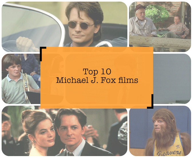 top 10 beste Michael J Fox films