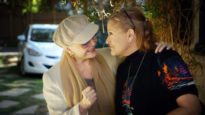 Recensie Bright Lights- Starring Carrie Fisher and Debbie Reynolds