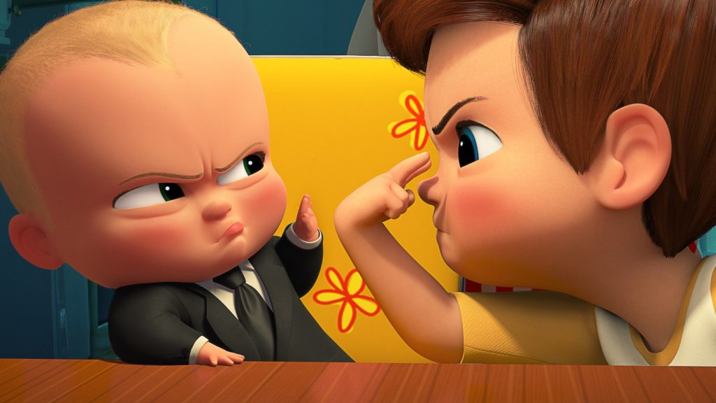 Recensie The Boss Baby