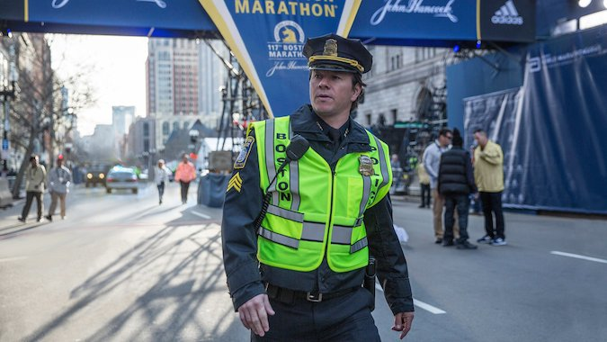 Review Patriots Day