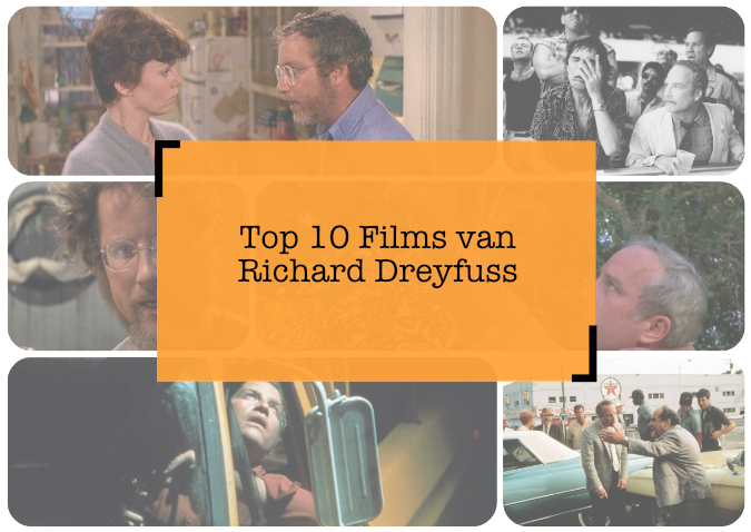 Top10 Richard Dreyfuss films