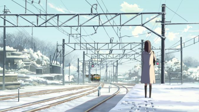 Recensie 5 centimeters per second