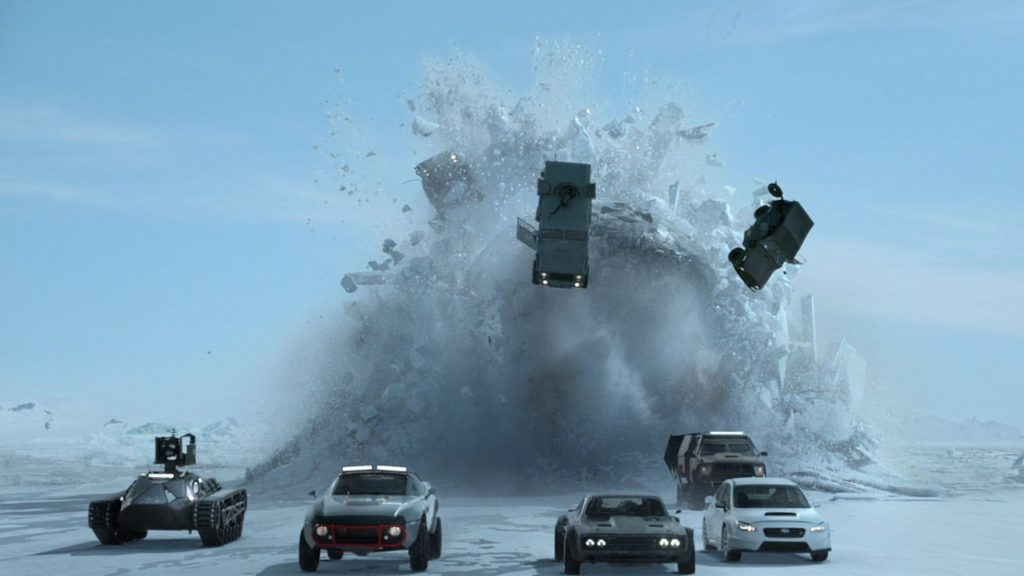 Review Fate of the Furious
