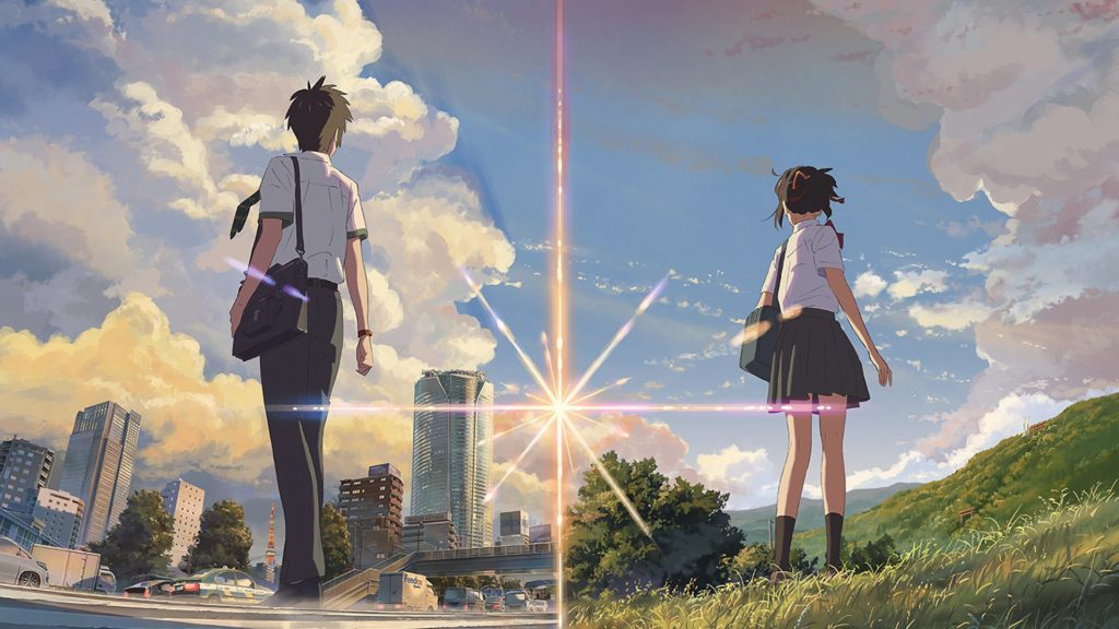 Recensie Your Name